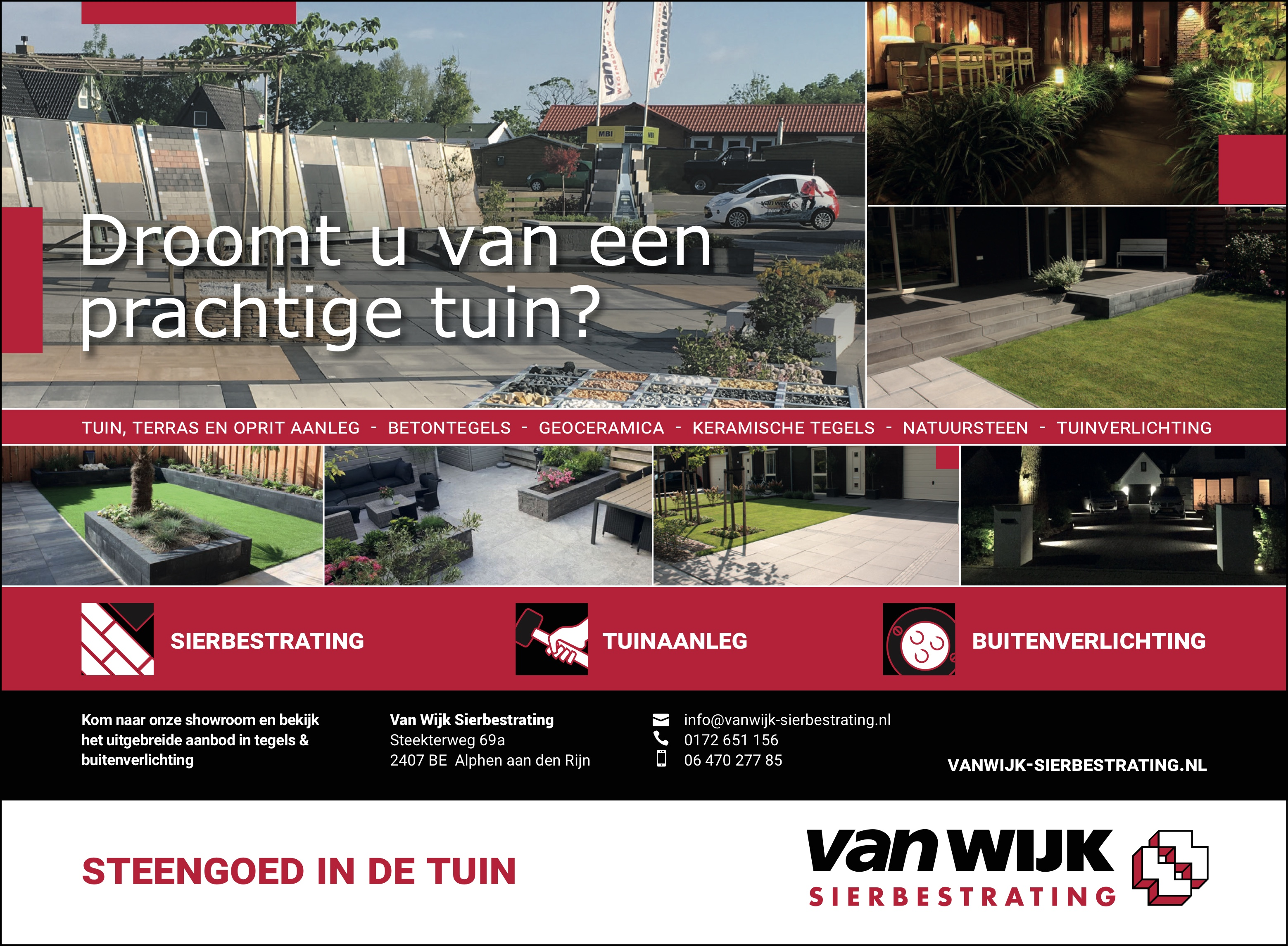 china tuin woerden